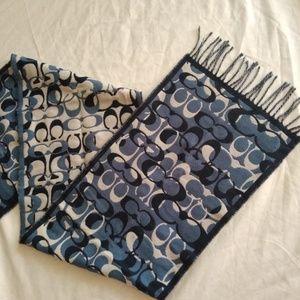 Coach Accessories - Coach scarf